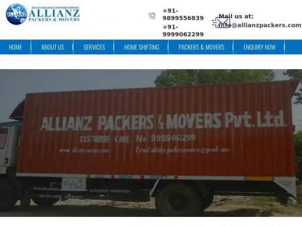 allianzpackers.com