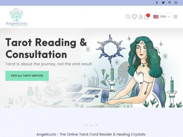 angelicurio.com