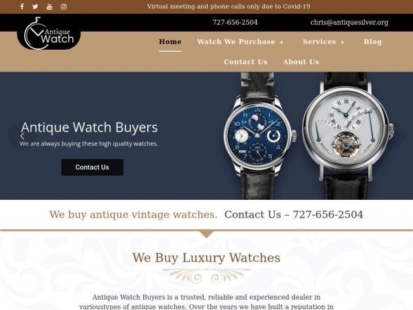 antiquewatchbuyers.com