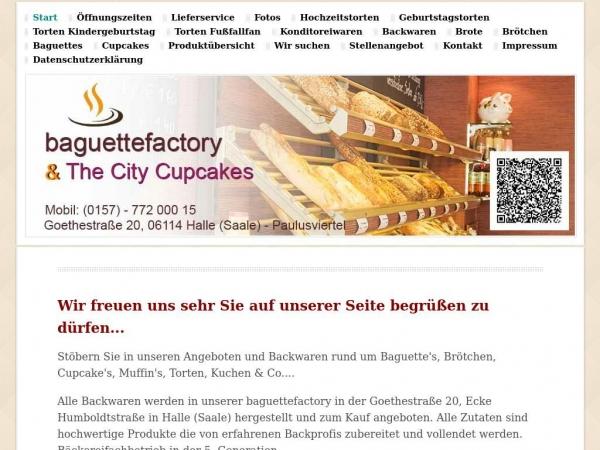 baguettefactory.de