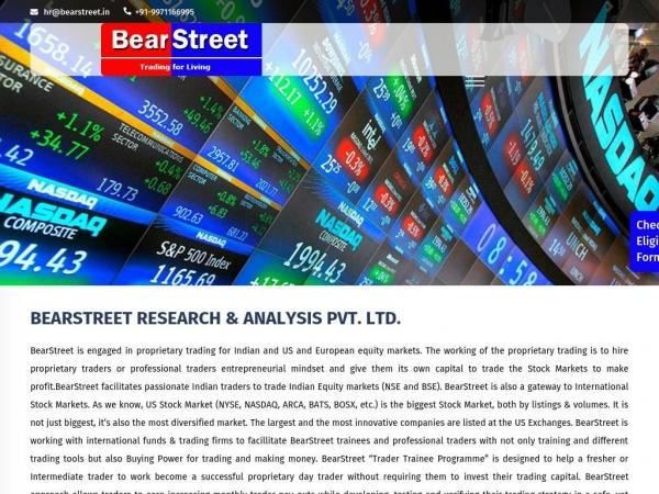 bearstreet.in