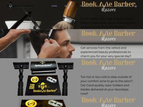 bookmebarberrazors.com