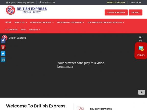 britishexpress.in