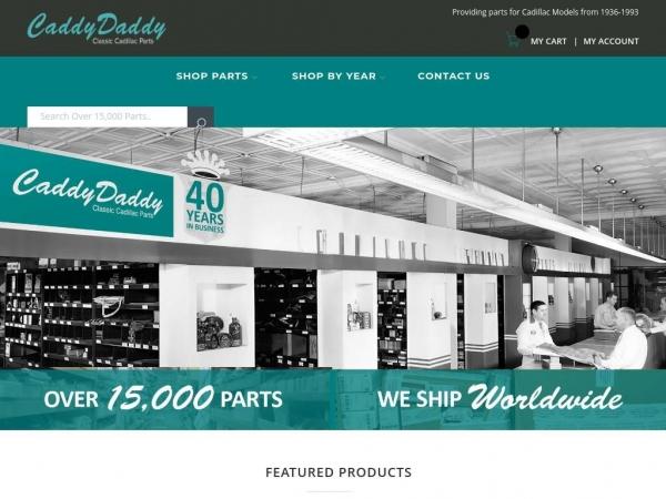 caddydaddy.com