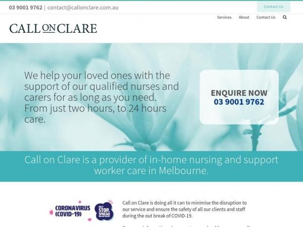 callonclare.com.au