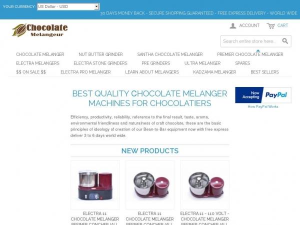 chocolatemelangeur.com