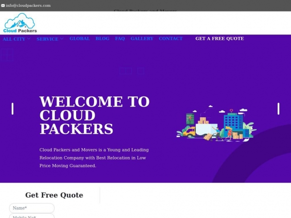cloudpackers.com