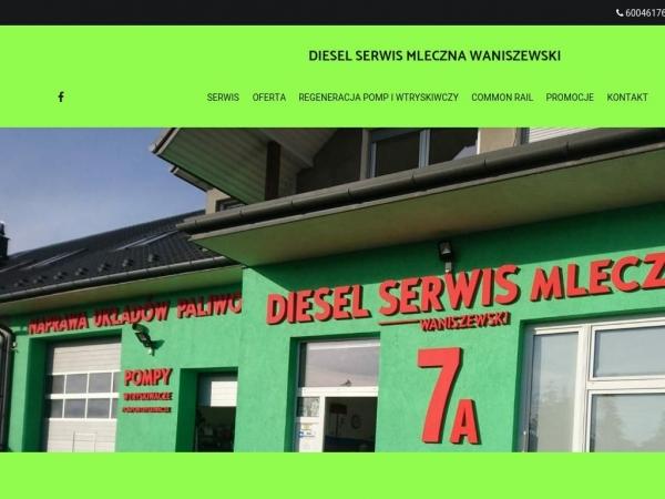 dieselserwismleczna.pl