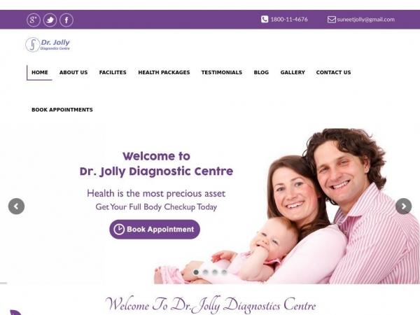 drjollydiagnostics.com