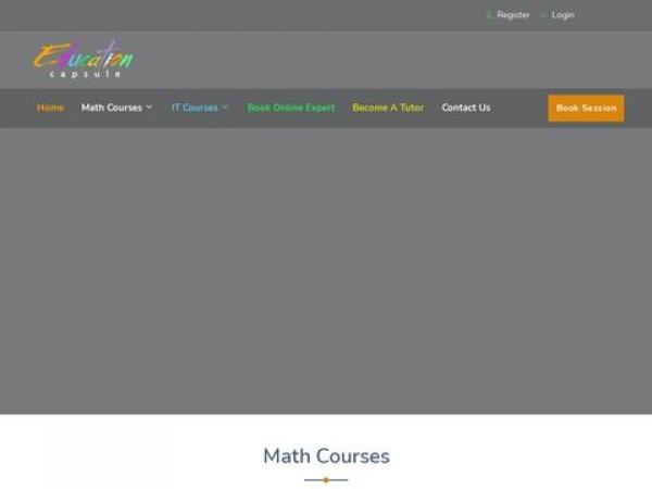 educationcapsule.com