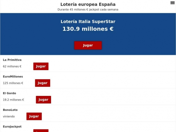 eurooppalotto.es