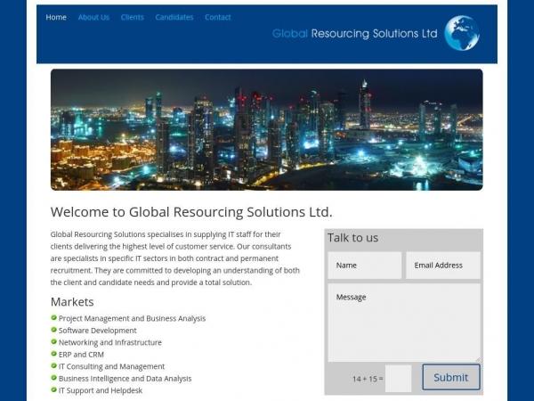 globalresourcingsolutions.co.uk