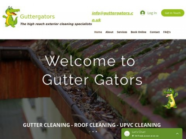 guttergators.co.uk