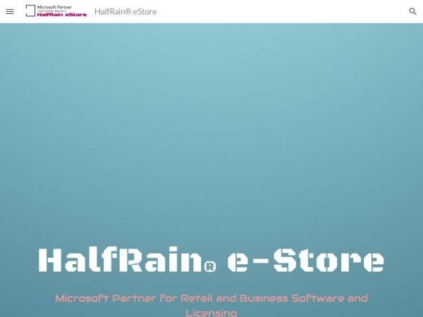 halfrain.com