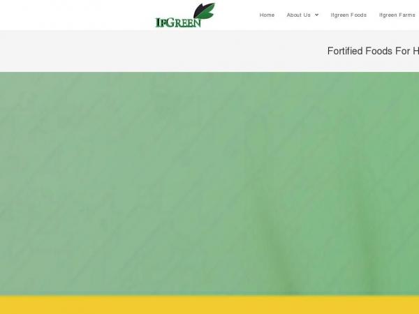 ifgreenindustries.com