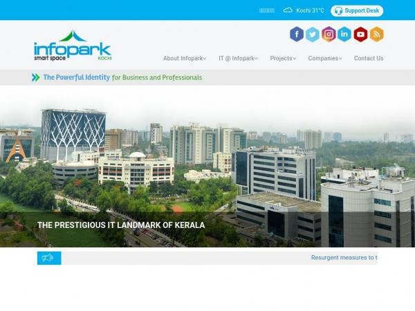 infopark.in