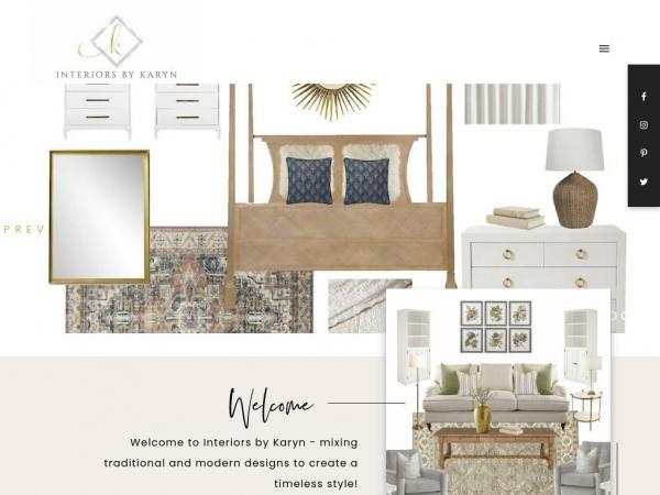 interiorsbykaryn.com