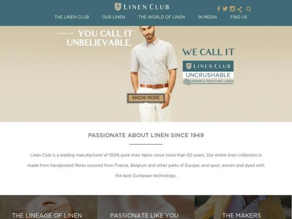 linenclub.com