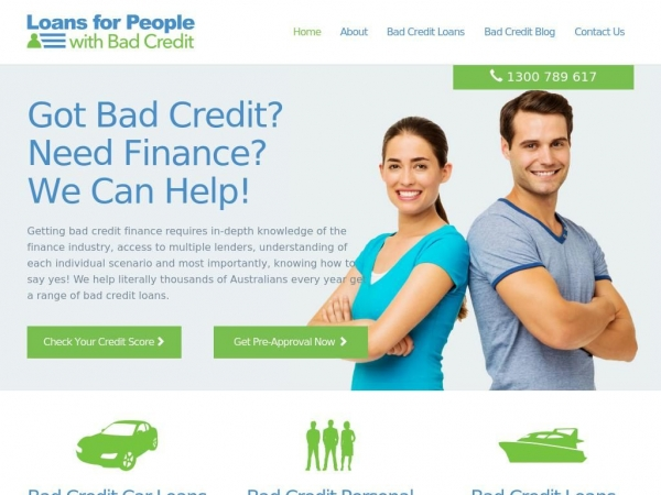 loansforpeoplewithbadcredit.com.au