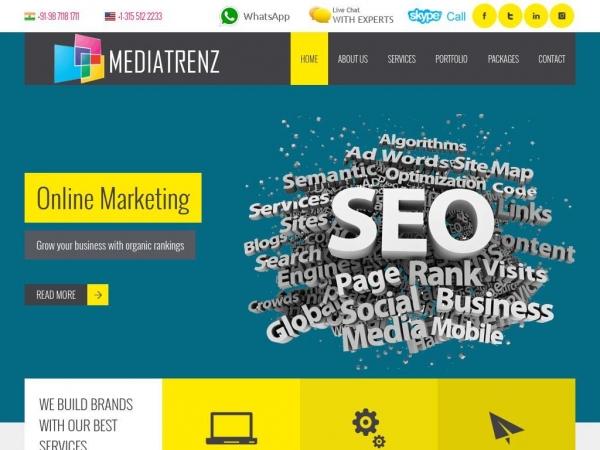 mediatrenz.com