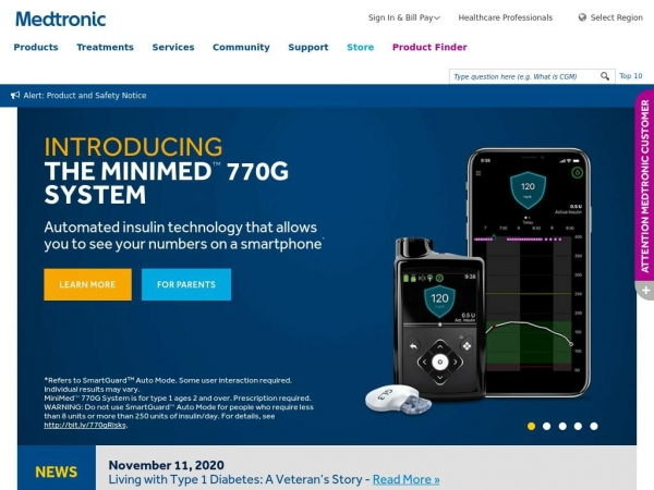 medtronicdiabetes.com