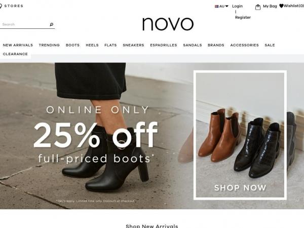 novoshoes.com.au