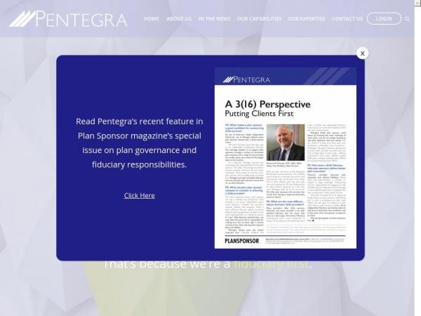 pentegra.com