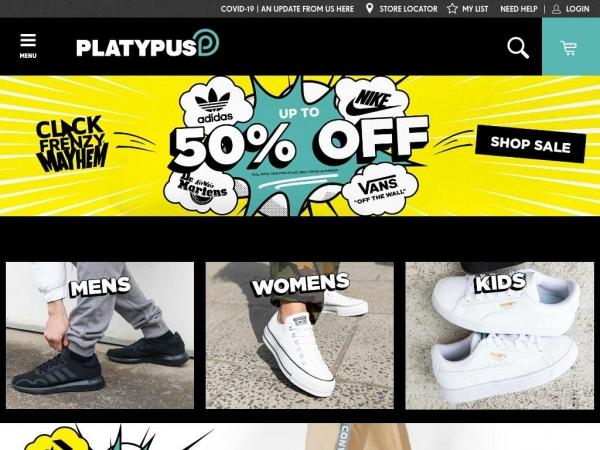 platypusshoes.com.au