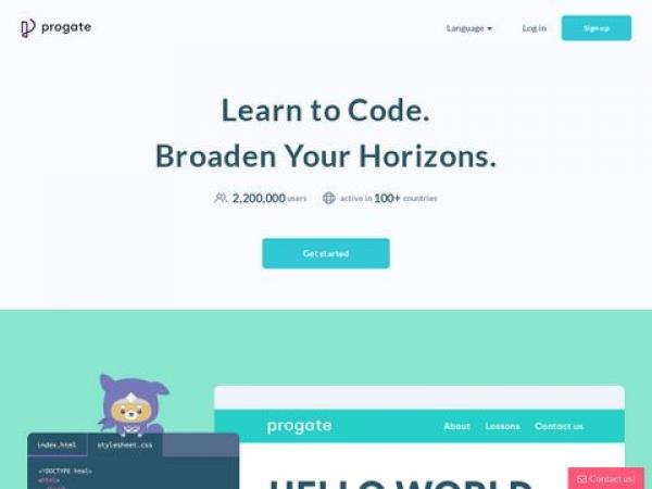 progate.com