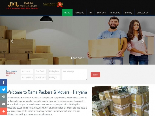 ramapackers.com