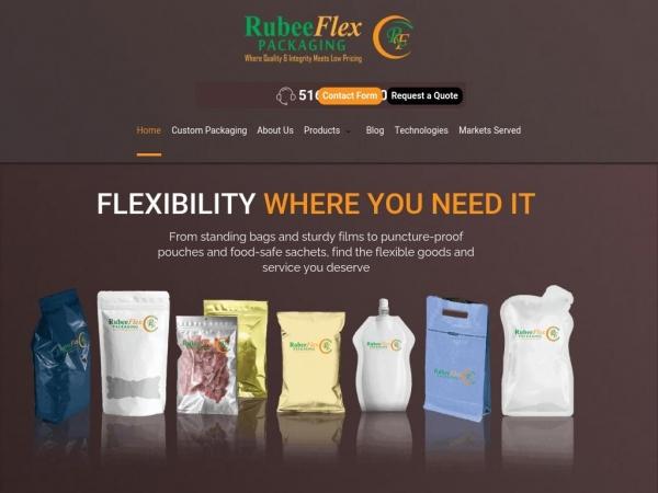 rubeeflexpackaging.com