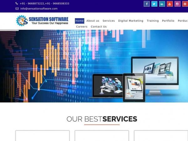sensationsoftware.com
