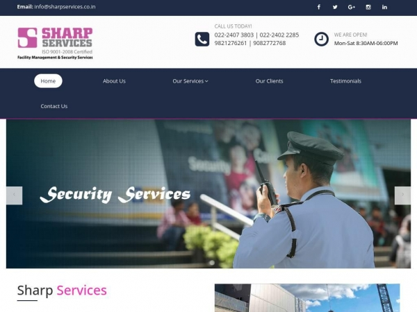 sharpservices.co.in