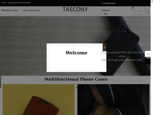 tascony.com