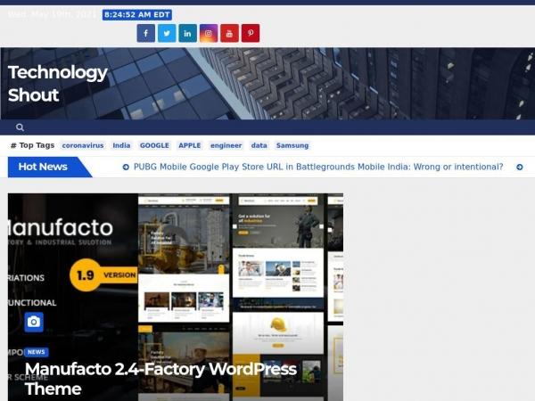 technologyshout.com
