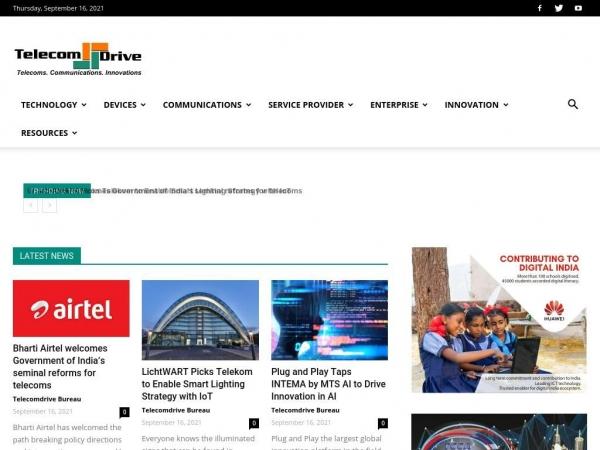 telecomdrive.com