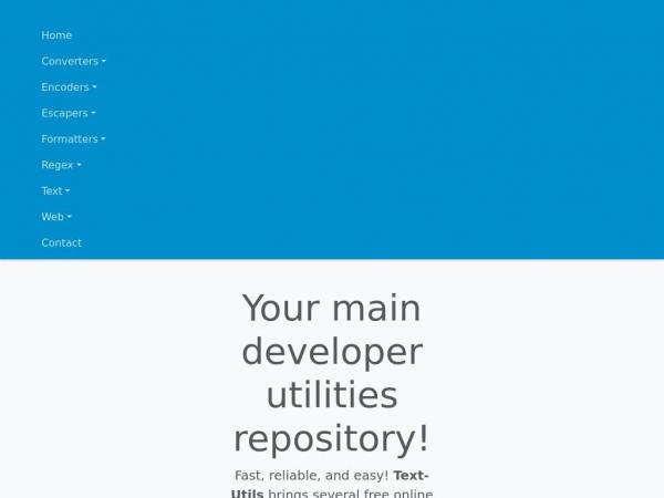 text-utils.com