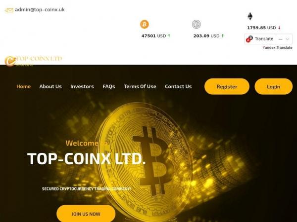 top-coinx.uk