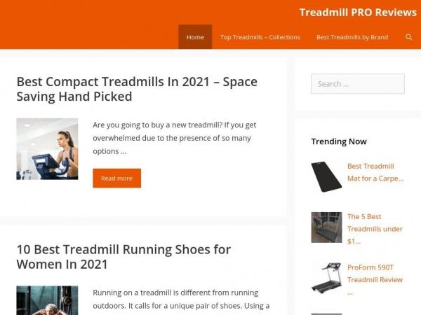 treadmillproreviews.com