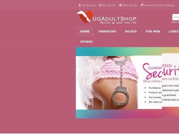 ugadultshop.com
