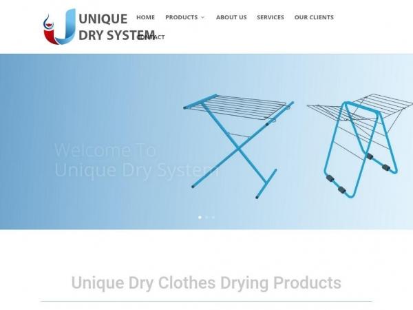 uniquedrysystem.com