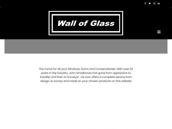 wallofglass.co.uk