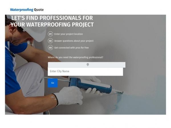 waterproofingquote.ca